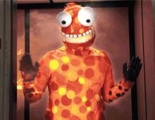 Splosion Man: XBOX360 Game Ending